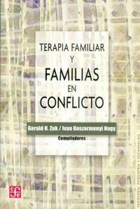 TERAPIA FAMILIAR Y FAMILIAS EN CONFLICTO