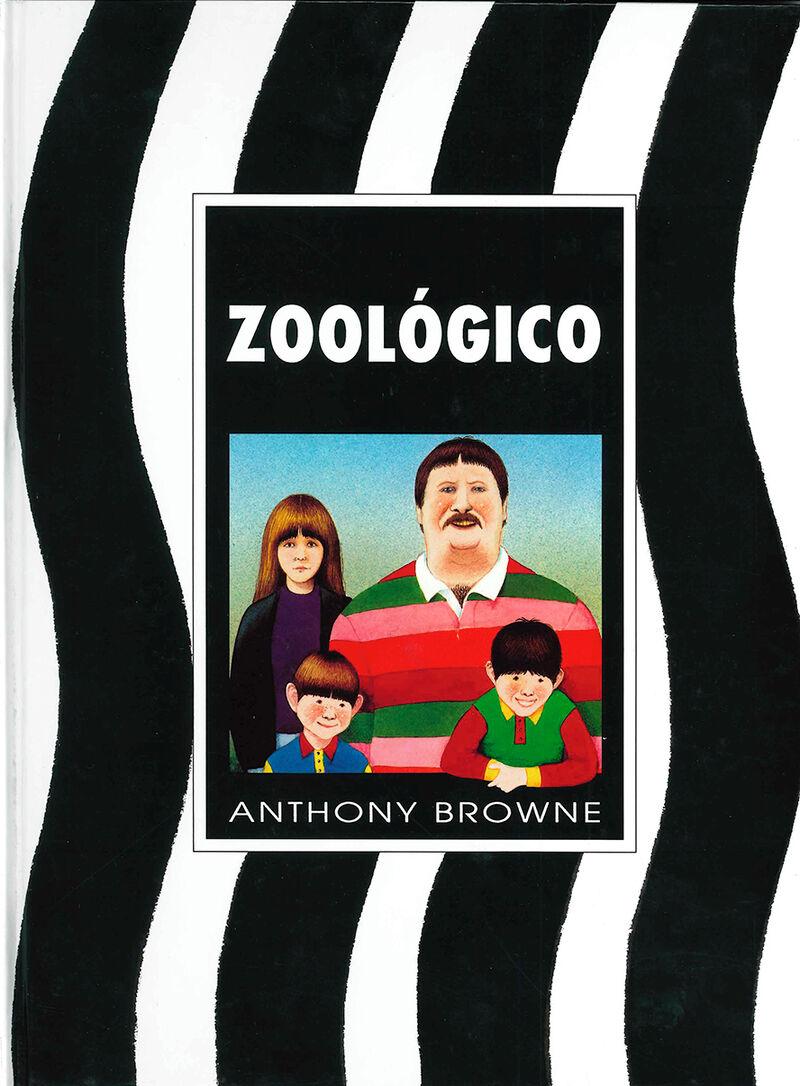Zoologico - Anthony Browne