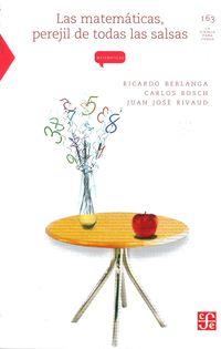 Perejil De Todas Las Salsas, Las matematicas - Ricardo  Berlanga  /  Carlos   Bosch  /  Juan Jose  Rivaud