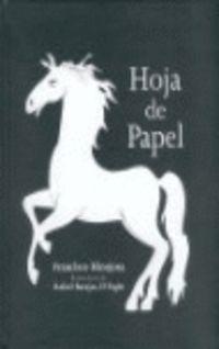 Hoja De Papel - Francisco Hinojosa