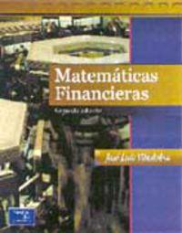 Matematicas Financieras 2ºedicion - Jose Luis Villalobos