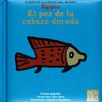 El pez de la cabeza dorada - Pilar Obon