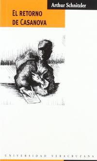 El retorno de casanova - Arthur Schnitzler