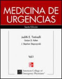 MEDICINA DE URGENCIAS (2 VOLS. )