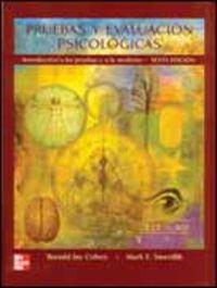 PRUEBAS Y EVALUACION PSICOLOGICAS