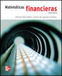 Matematicas Financieras - Alfredo Diaz Mata