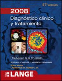 Diagnostico Clinico Y Tratamiento - S. Mcphee