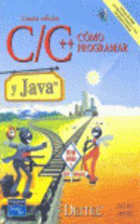 (4 ED) COMO PROGRAMAR EN C / C++ Y JAVA