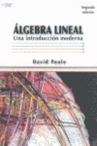(2 ED) ALGEBRA LINEAL - UNA INTRODUCCION MODERNA