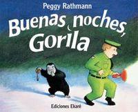 Buenas Noches Gorila - Peggy Rathman