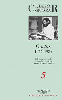 Cartas 1977-1984 - Tomo V - Julio Cortazar