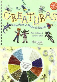 (pack)  Creaturas - Como Hacer Un Mundo De Fantasia - Julie  Collings  /  Candice  Elton