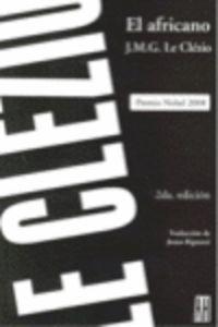 El africano - J. M. G Le Clezio