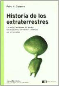 HISTORIA DE LOS EXTRATERRESTRES