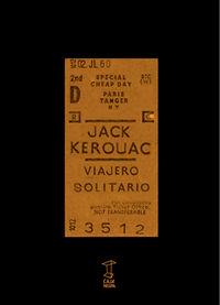 Viajero Solitario - Jack Kerouac