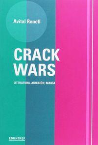 CRECK WARS - LITERATURA, ADICCION, MANIA
