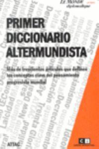Primer Diccionario Altermundista - Attac