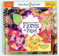 Haz Tus Propias Flores De Papel - Aa. Vv.
