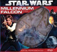 Star Wars - Millenium Falcon - Windam  Ryder  /  Chris  Trevas