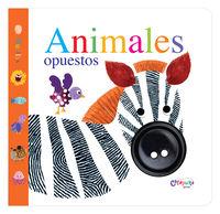 ANIMALES OPUESTOS - HUELLAS