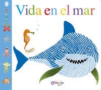 VIDA EN EL MAR - HUELLAS