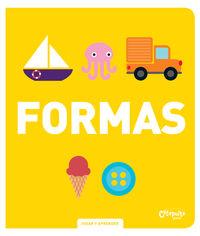 Formas - Jugar Y Aprender - Los Editores De Image Book