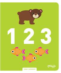 1 2 3 - Jugar Y Aprender - Los Editores De Image Book