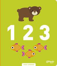 1 2 3 - Jugar I Aprendre - Image Books