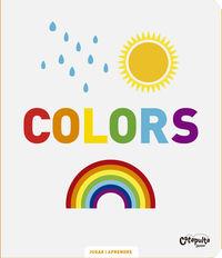 Colors - Jugar I Aprendre - Image Books