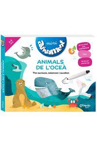 ANIMALS DE L'OCEA - MINI AVIVAMENT PER ESCRIURE, ESBORRAR I ESCOLTAR