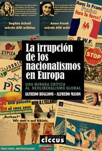 IRRUPCION DE LOS NACIONALISMOS EN EUROPA, LA