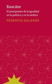 Ranciere - Federico Galende