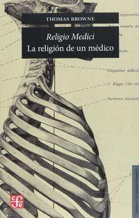 RELIGIO MEDICI - LA RELIGION DE UN MEDICO