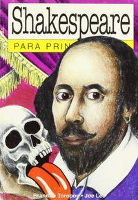 Shakespeare Para Principiantes - Joe  Lee  /  Brandon  Toropov