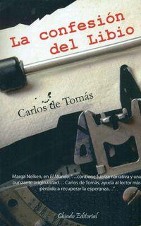 La confesion del libio - Carlos De Tomas