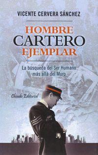 Hombre Cartero Ejemplar - Vicente Cervera Sanchez