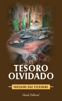 El tesoro olvidado - Yarisaime Diaz Escribano