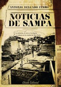 Noticias De Sampa - Antonio Delgado Ferro
