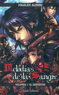 Melodias De La Sangre - Maialen Alonso