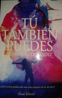 Tu Tambien Puedes - Arancha Hernandez