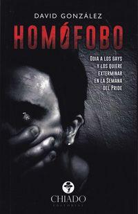 Homofobo - David Gonzalez