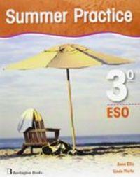 ESO 3 - VACACIONES - SUMMER PRACTICE + CD