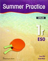 ESO 1 - VACANCES - SUMMER PRACTICE (+CD) (CAT)