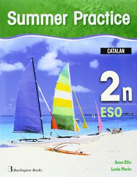 ESO 2 - VACANCES - SUMMER PRACTICE (+CD) (CAT)