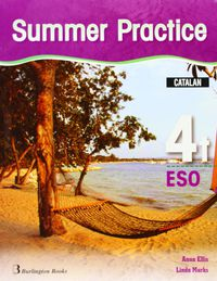 ESO 4 - VACANCES - SUMMER PRACTICE (+CD) (CAT)
