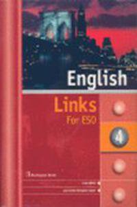 Eso - Eng Links 4 (+cd) - Linda  Marks  /  Juan Carlos  Dominguez Capote