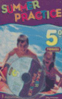 Ep 5 - Vacaciones - Summer Prac. + Cd - Aa. Vv.