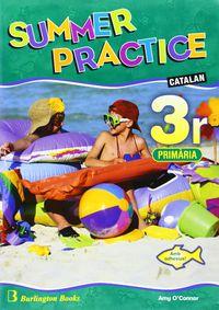 Ep 3 - Vacances - Summer Practice (+cd) (cat) - Aa. Vv.