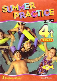 Ep 4 - Vacances - Summer Practice (+cd)  (ed. Cat) - Aa. Vv.
