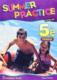 Ep 5 - Vacances - Summer Practice (+cd) (cat) - Aa. Vv.